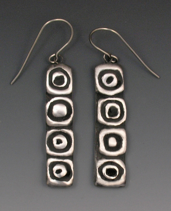 Kandinski earrings